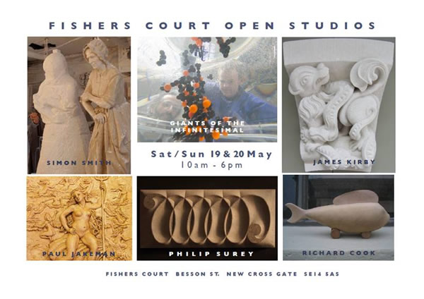 FISHERS COURT OPEN STUDIOS
